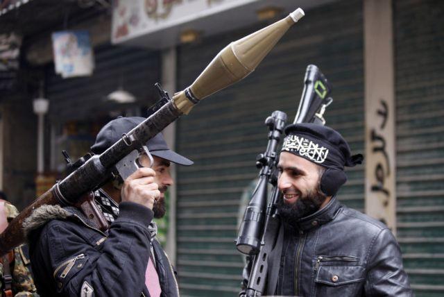 Συρία: Απειλούνται τα γειτονικά κράτη από τον εμφύλιο   tovima.gr