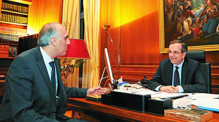 Αντ. Σαμαράς: «Καμία χαλάρωση γιατί υπάρχει κίνδυνος να ξανακυλήσουμε» | tovima.gr