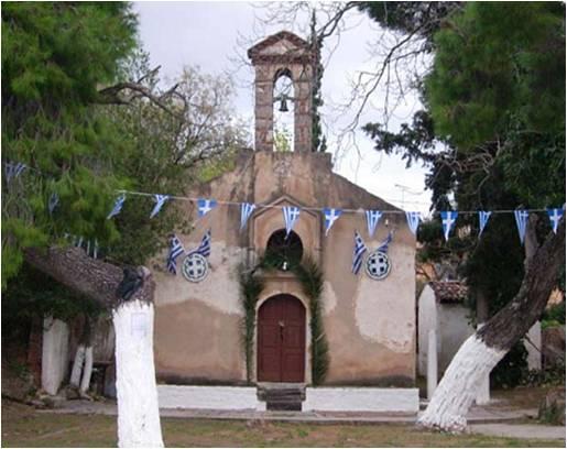 Αμεσες εργασίες για να σωθεί το Μετόχι της Αγίας Φιλοθέης   tovima.gr