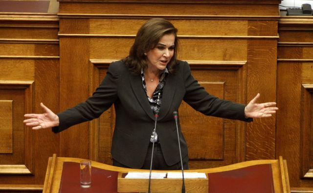 Ντόρα Μπακογιάννη στον ΒΗΜΑ FM: Να μπουν στην κυβέρνηση Βενιζέλος-Κουβέλης | tovima.gr