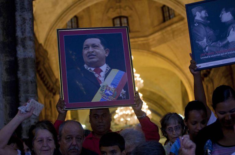 Βενεζουέλα: «Ευνοϊκά» εξελίσσεται η υγεία του Τσάβες   tovima.gr