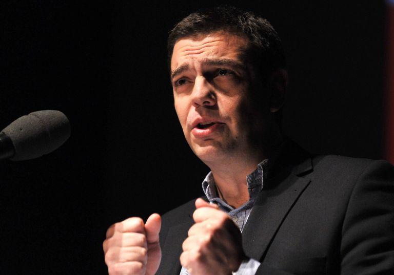 Tσίπρας: Δεν θέλω απλώς το κοστούμι του Μπαρόζο, αλλά ουσιαστική λύση | tovima.gr