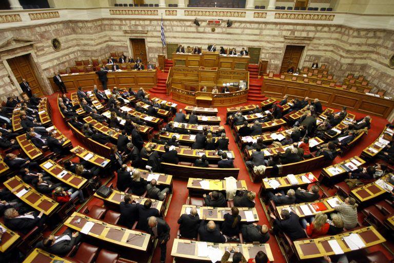 Βουλή – λίστα Λαγκάρντ: Συνεχίζεται η συνεδρίαση έπειτα από διακοπή για διαβουλεύσεις σχετικά με τα ψηφοδέλτια | tovima.gr