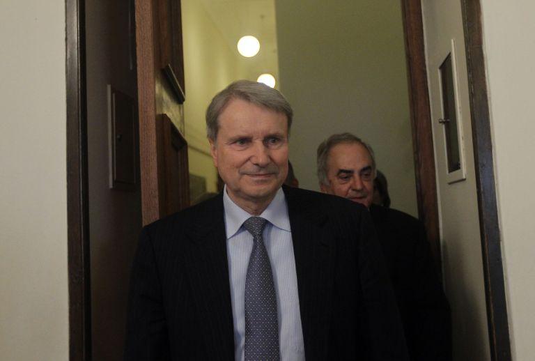 Ράιχενμπαχ: Ικανοποιημένος από την προώθηση του θεσμού της διαμεσολάβησης | tovima.gr