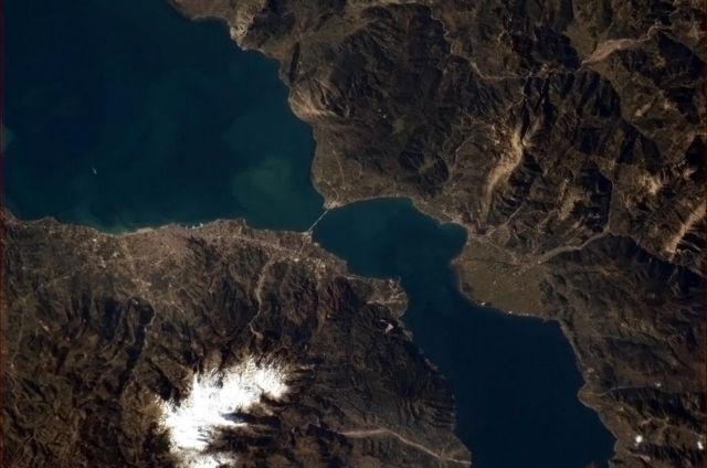 Η Ελλάδα από το Διάστημα | tovima.gr