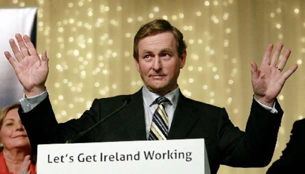 Εντα Κένι: «Η Ιρλανδία θα βγει από το μνημόνιο πριν το τέλος του 2013» | tovima.gr