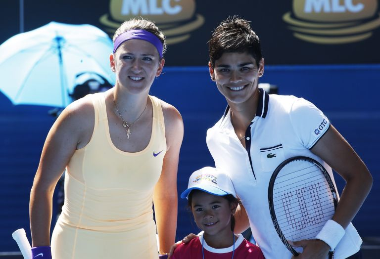 Τένις: Λύγισε η Δανιηλίδου απέναντι στην Αζαρένκα | tovima.gr