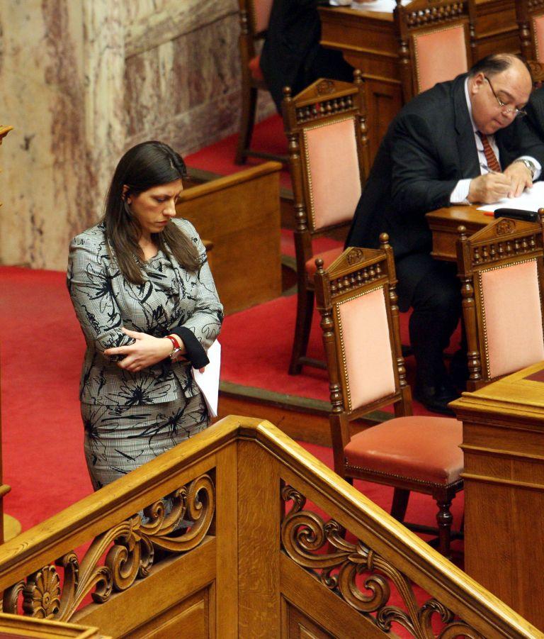 Ζωή Κωνσταντοπούλου: Θλιβερή εικόνα οι κλόουν της πολιτικής ζωής   tovima.gr
