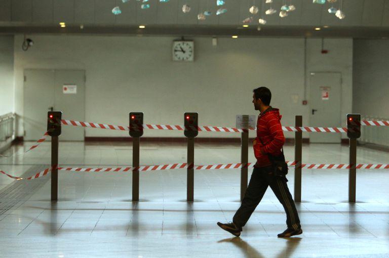 Χωρίς Μετρό την Τρίτη, στάσεις από 11:00 έως 16:00 στα υπόλοιπα μέσα | tovima.gr