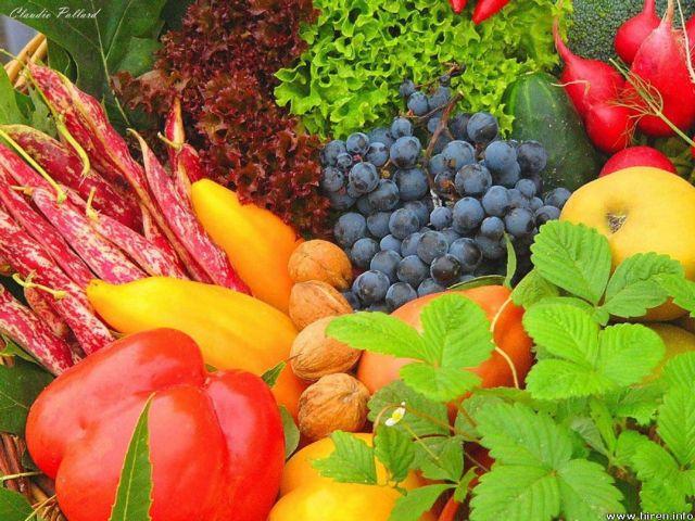 Φρούτα και λαχανικά «θρέφουν» την αισιοδοξία | tovima.gr