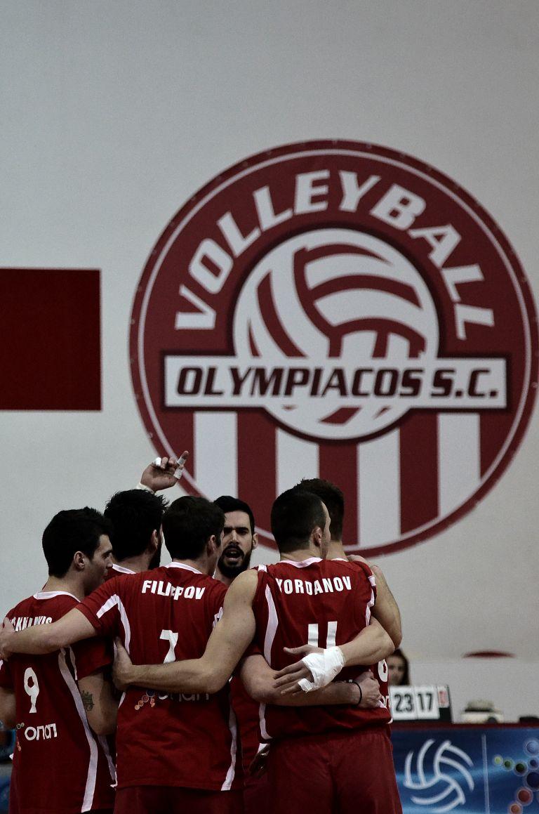 Βόλεϊ: Αποκλείστηκε και ο Ολυμπιακός | tovima.gr
