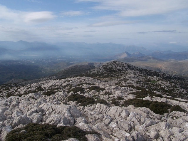 Αργολίδα: Ιερό της Μυκηναϊκής εποχής στην κορυφή του Αραχναίου | tovima.gr