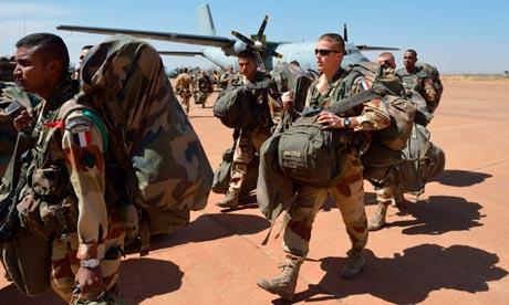 Πόλεμος α λα γαλλικά στην Αφρική | tovima.gr
