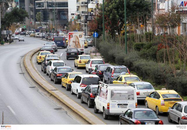 Αυξημένη κίνηση όπου δεν περνάει το Μετρό | tovima.gr