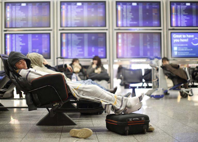 Σφοδρή κακοκαιρία ακυρώνει πτήσεις στην Ευρώπη | tovima.gr