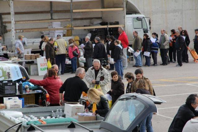 Παραγγελίες αγροτικών προϊόντων «Χωρίς Μεσάζοντες» στην Παλλήνη   tovima.gr