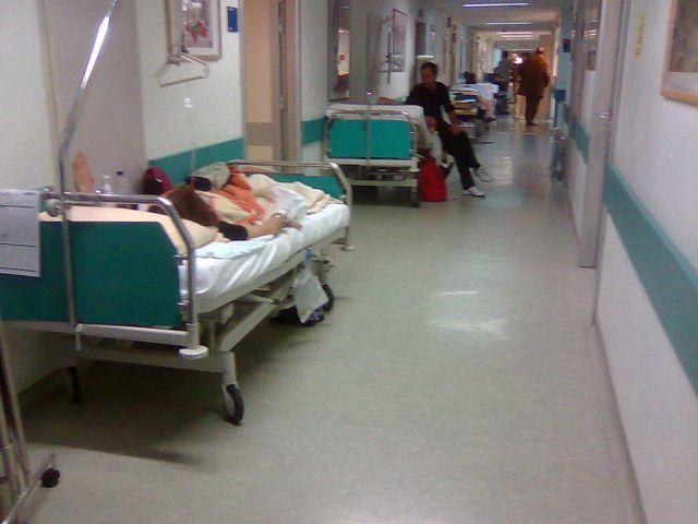 Οριακή η κατάσταση στο Νοσοκομείο Αττικόν   tovima.gr