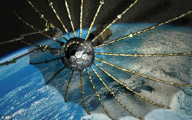 Επιχείρηση: ανακύκλωση διαστημικών σκουπιδιών | tovima.gr
