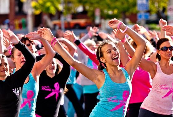Χορεύουμε Zumba για «Το Χαμόγελο του Παιδιού» | tovima.gr