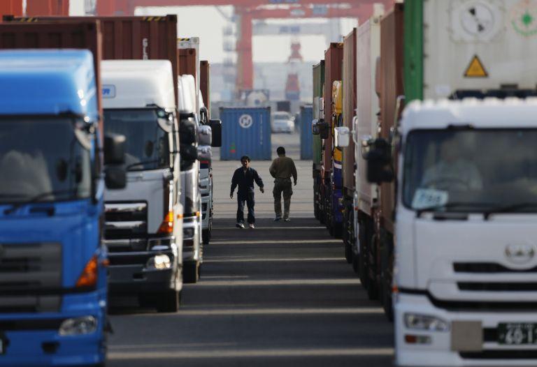 Ιαπωνία: Στα 4,70 τρισ. γεν το πλεόνασμα του εμπορικού ισοζυγίου | tovima.gr