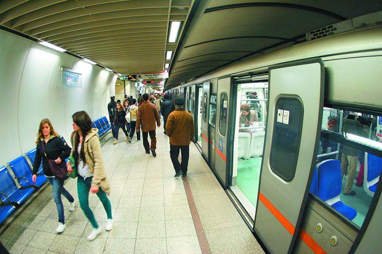 Μετρό: Ερχονται τα πρώτα 250 εκ. ευρώ για την επέκταση προς Πειραιά | tovima.gr