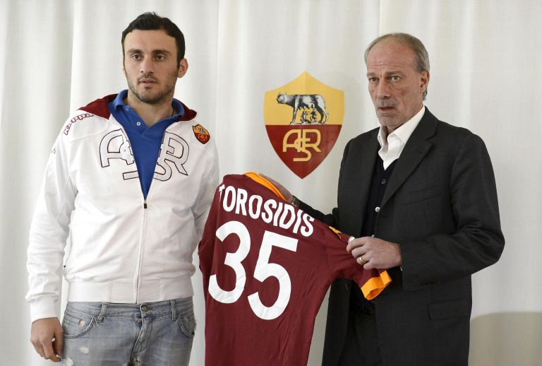 Τοροσίδης: «Ηρθα στη Ρώμη για να πετύχω»   tovima.gr