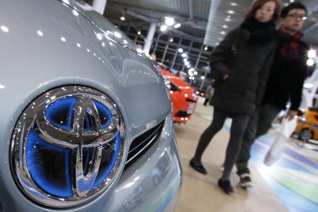 Την κορυφή διεκδικεί πάλι η Toyota   tovima.gr