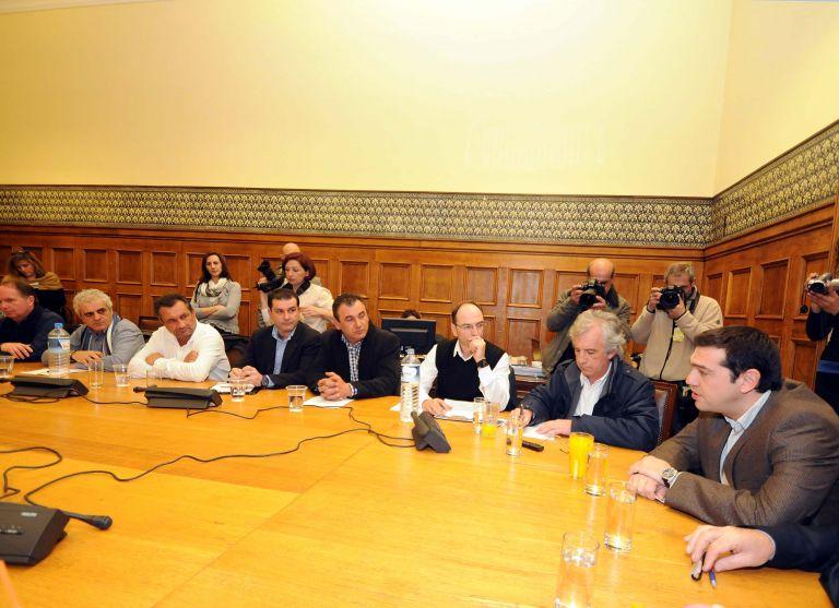 «Αναμέτρηση» Τσίπρα – Αριστερής Πλατφόρμας στην Κεντρική Επιτροπή | tovima.gr