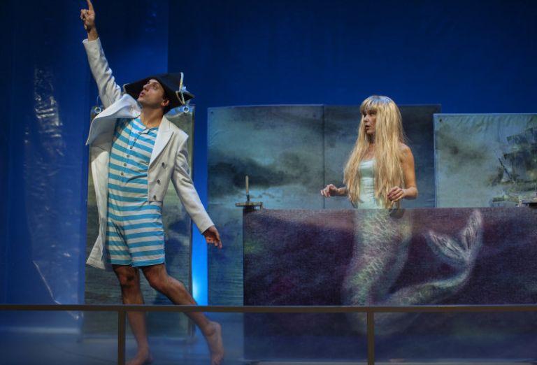 Κερδίστε 4 διπλές προσκλήσεις για την παράσταση «Η μικρή γοργόνα» | tovima.gr