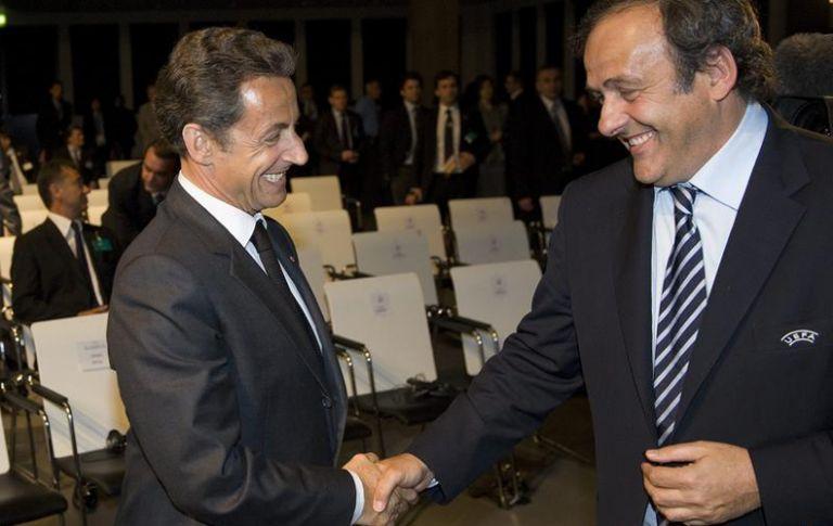 Ποδοσφαιρικό σκάνδαλο μεγατόνων με εμπλοκή Σαρκοζί και Πλατινί   tovima.gr