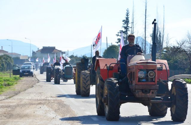 Farmers association arranges demonstration in Athens on Tuesday | tovima.gr