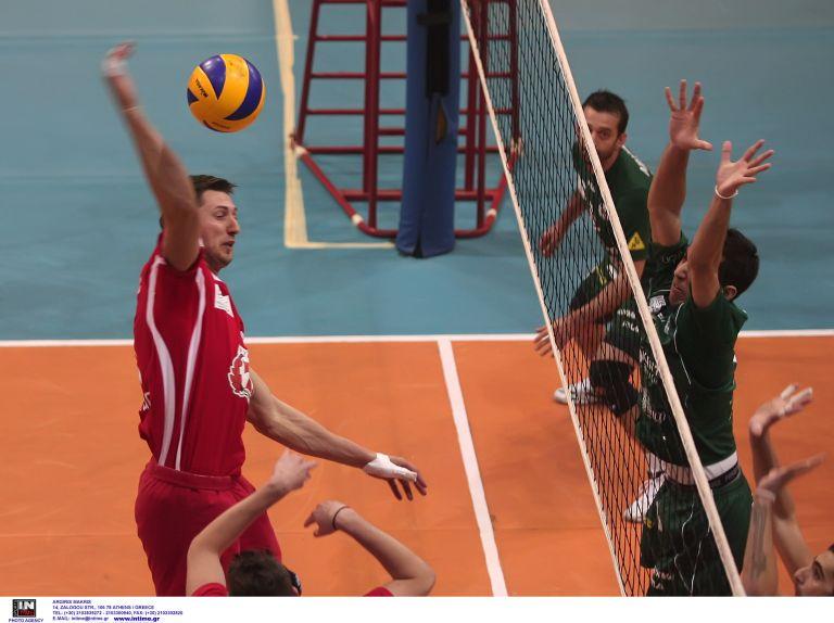 Βόλεϊ: Πρόκριση του ΟΣΦΠ επί του ΠΑΟ σε συγκλονιστικό ματς | tovima.gr