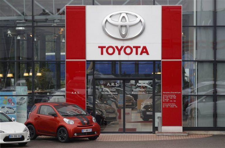 Στoν όμιλο Toyota o θρόνος των παγκόσμιων πωλήσεων το 2012   tovima.gr