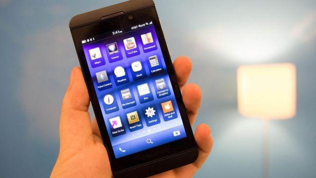 Νέο Blackberry «ολικής» αφής | tovima.gr