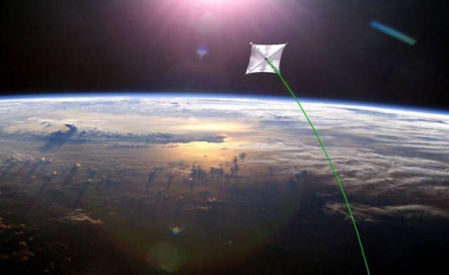 Διαστημικό «αετό» ετοιμάζει η NASA | tovima.gr