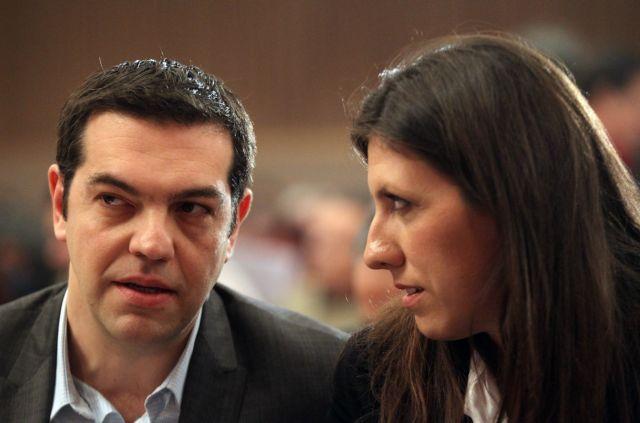 ERT appointements deepen rift between Tsipras and Konstantopoulou | tovima.gr