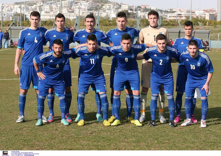 Εθνική Νέων: Ξεκίνημα με ισοπαλία στο Ευρωπαϊκό Πρωτάθλημα   tovima.gr