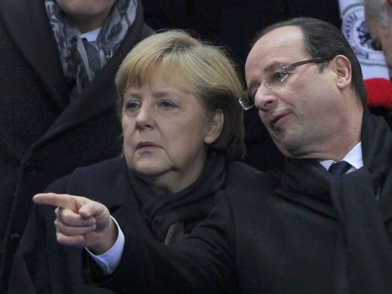 Βερολίνο: Σύγχυση για το ρόλο  Μέρκελ – Ολάντ στις διαπραγματεύσεις | tovima.gr