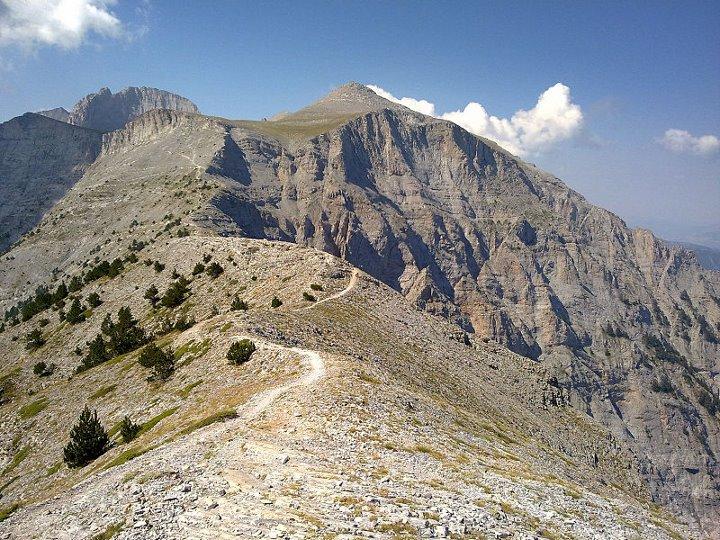 Σε εξέλιξη διάσωση δύο ορειβατών στον Ολυμπο | tovima.gr