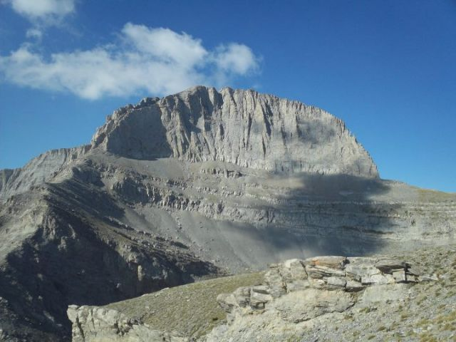 40-year-old Rock climber falls to own death on Mount Olympus | tovima.gr