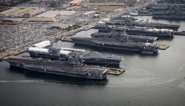 Το μεγαλύτερο σκάνδαλο διαφθοράς στό Αμερικανικό Ναυτικό | tovima.gr