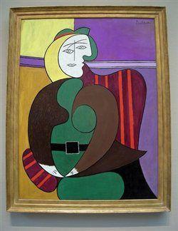 Ο Πικάσο χρησιμοποιούσε χρώμα για τοίχους | tovima.gr