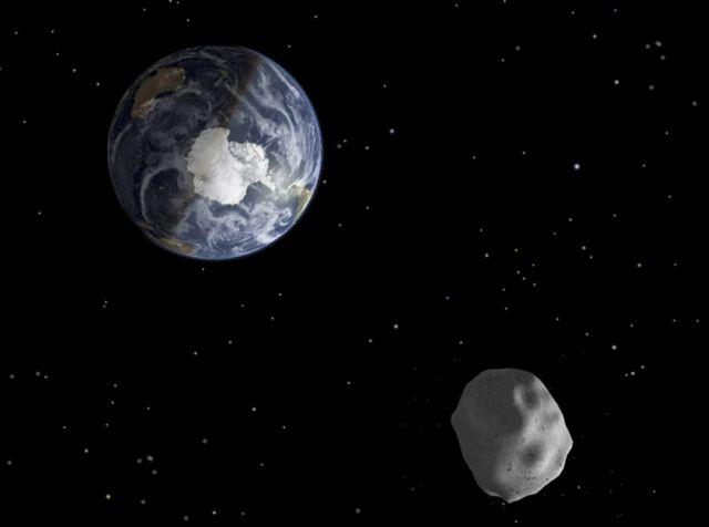 Αστεροειδής σε μέγεθος σπιτιού θα περάσει ξυστά από τη Γη | tovima.gr