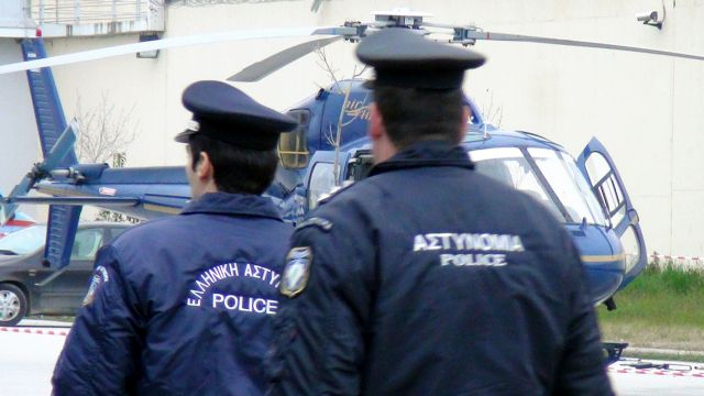 Daring helicopter prison escape attempt foiled midair | tovima.gr