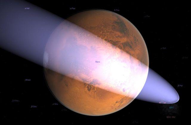 Κομήτης θα «ξύσει» τον Αρη | tovima.gr