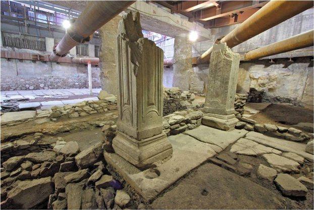Αρχαία Εγνατία: Ο δρόμος που διχάζει στη Θεσσαλονίκη | tovima.gr
