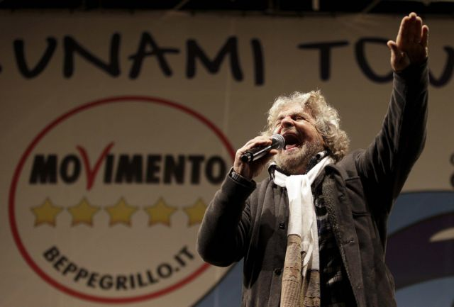 Λαϊκή επιτροπή για να «δικάζει» τα μέσα ενημέρωσης ζητά ο Γκρίλο   tovima.gr