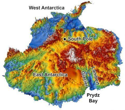 Πώς έμοιαζε η Ανταρκτική πριν μπει στην κατάψυξη | tovima.gr