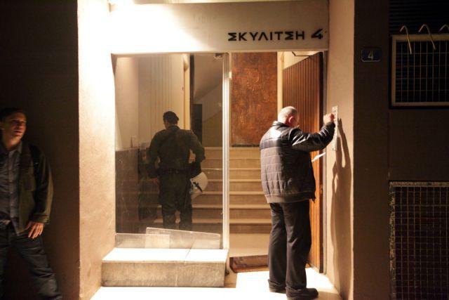 Ψάχνουν πάλι τα όπλα στα Εξάρχεια | tovima.gr