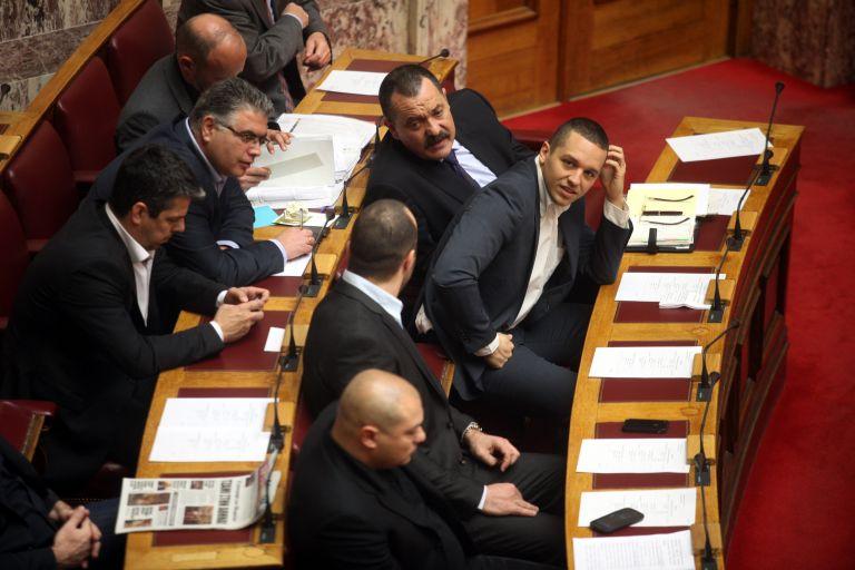 Πολιτικό θέμα η άρνηση της άρσης ασυλίας Κασιδιάρη από βουλευτές της ΝΔ | tovima.gr